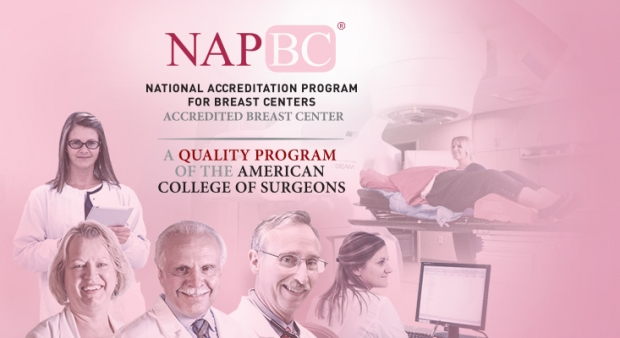 Memorial Breast Health Center Earns National Accreditation
